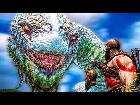 GOD OF WAR 4 All World Serpent Scenes (PS4 PRO 60FPS) thumbnail