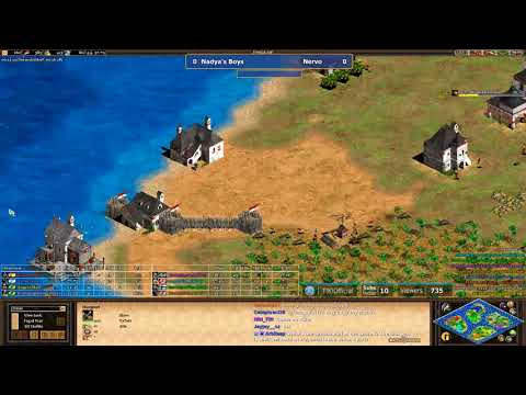 Aoe2 Wololokingdoms Teamgame Game 1