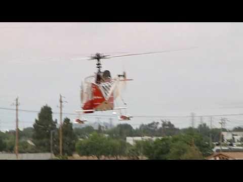 RC turbine helicopter 14 scale replica