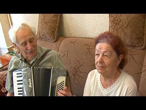3 июля 60-летний юбилей супружеской жизни отметили почётные жители Гродно