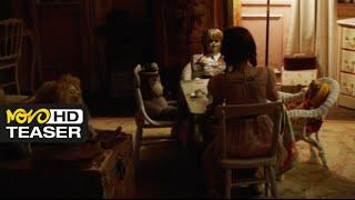 Annabelle 2 (Teaser) - Stephanie Sigman, Alicia Vela-Bailey 2017 [HD]