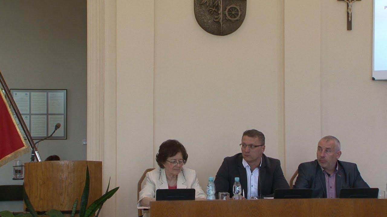 XI sesja Rady Miejskiej, część I