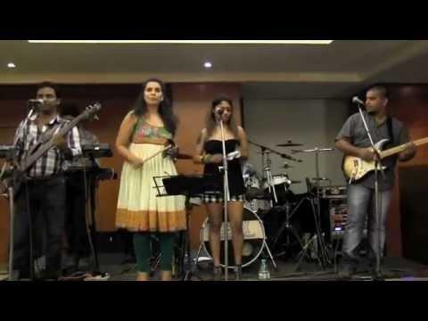 Goan Band  LYNX  - Konkani Masala (LIVE at TAJ Vivanta)