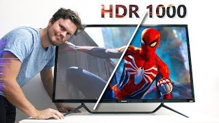 """Don't Believe The HDR Hype! This 43"""" Monitor Is NOT Worth It"""