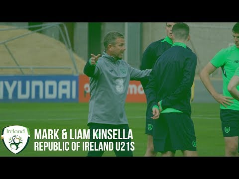 U21s INTERVIEW | Mark & Liam Kinsella enjoying working together