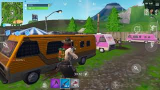 Fortnite new 8.10 update gray and green heavy ar and new hamster ball