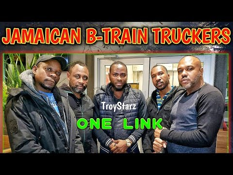 Canadian Trucking Company Hire 6 Jamaican B-train Truck Drivers. Vlog #114 thumbnail