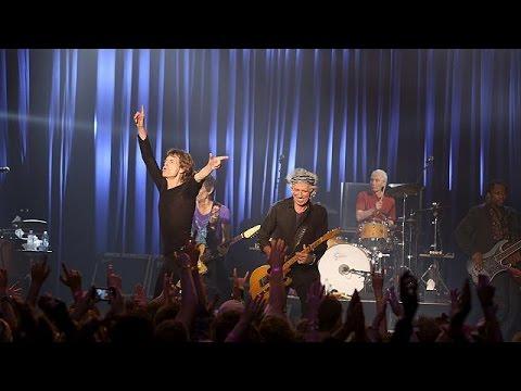 Los Rolling Stones dieron concierto sorpresa en Los Ángeles por 4,5 euros
