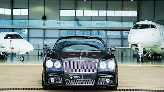 Mansory Limited Edition Custom Bentley Flying Spur | Gericia 20th Anniversary Project