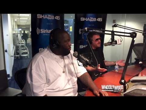 DJ Whoo Kid Interviews Run The Jewels On Shade 45