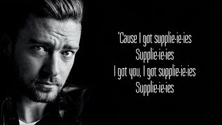 Download Lagu Justin Timberlake - Supplies (Lyrics) Gratis STAFABAND