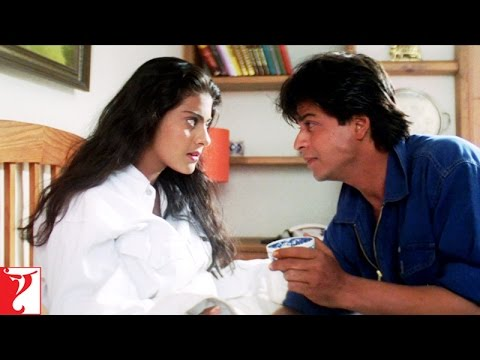 Shah Rukh Khan,Kajol And Yash Chopra In Conversation - Part 2 - Dilwale Dulhania Le Jayenge