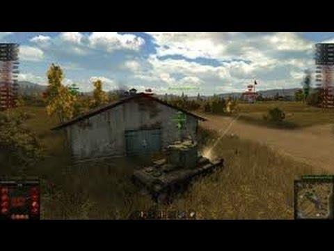 World of Tanks входит в ТОП-овые игры про танки, в которых одновременно в о