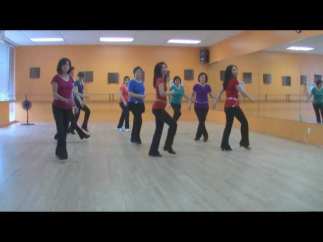 Love On Top - Line Dance (Dance & Teach in English & 中文)