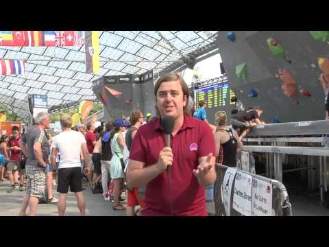 IFSC Climbing World Cup Munich Trailer