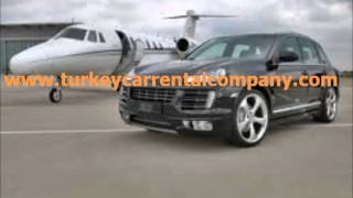 Car Hire Agency in Antalya Turkey