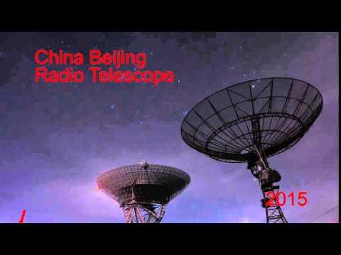 2015 China Beijing Radio Telescope