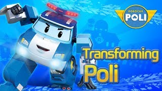 Transforming Poli | Robocar Poli Special Clips