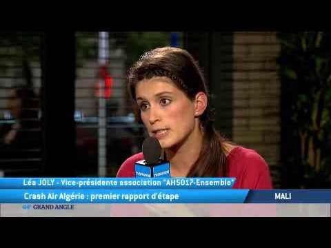 Mali: Crash Air Algérie - Premier rapport d'étape.
