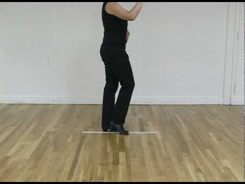 Learn To Dance International Style Samba - The Basic Step video
