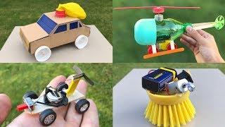 Top 4 Amazing ideas DIY Toys