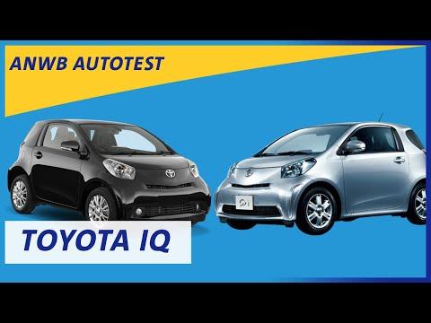 ANWB test Toyota iQ