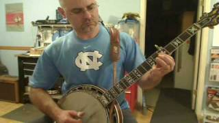 Banjo Solo: Emotions (Don Reno cover)