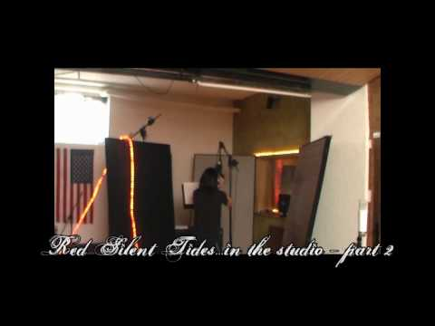 ELVENKING Red Silent Tides...in the studio - part 2
