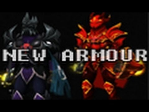 New Graphics! Full Torva – Dragon (g) – Armadyl – Bandos and more | By Bonbloc