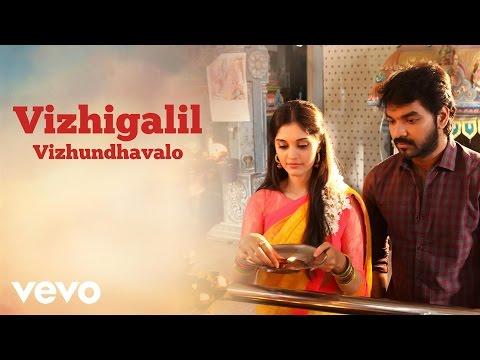 Pugazh - Vizhigalil Vizhundhavalo Lyric | Jai, Surabhi | Vivek Siva, Mervin Solomon