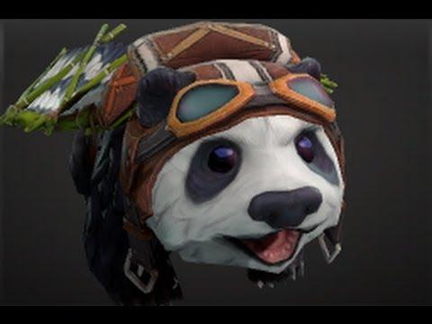 Dota 2 Store - Captain Bamboo Courier