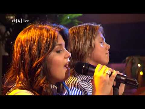 Roxeanne Hazes & André Hazes Jr. - Soms Doet 't Zo'n Pijn (Live @ Life 4 You)