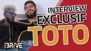 Interview exclusif avec TOTO | بكل تواضع أنا من الناس اللي هزوا زاوا سيتي - #MeetTheBrave