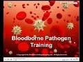 OSHA Bloodborne Pathogen [video]