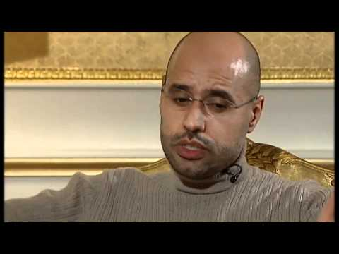 Saif al-Islam Gaddafi: east Libya to be liberated in days