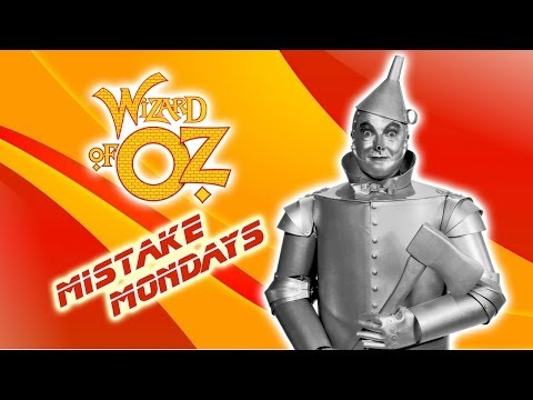 The Wizard of Oz (1939) Movie Mistakes