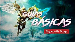 Todo el Poder Mágico en tus Manos con Skywrath Magel Guías Básicas