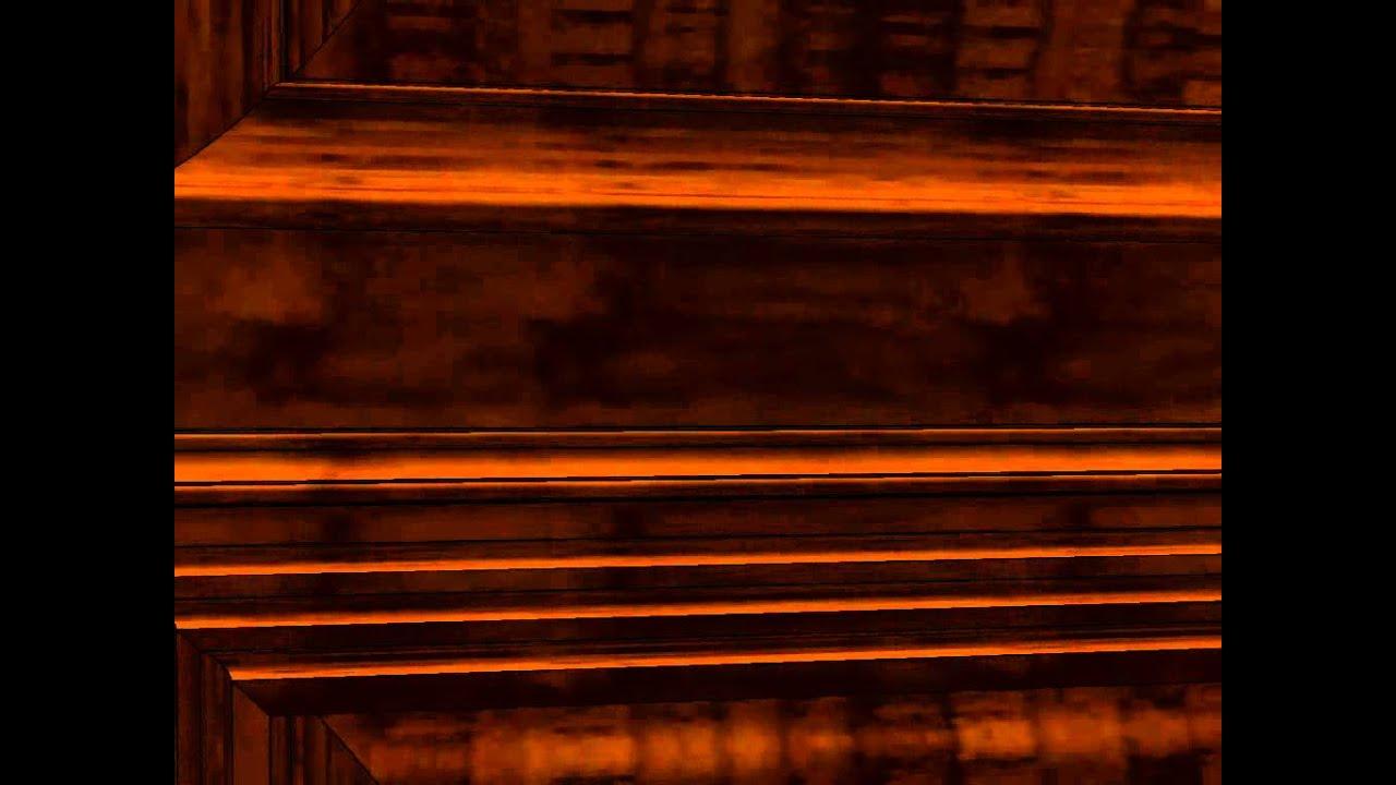 Carpinteria de madera santa clara puerta ovalo 2 hojas teruel youtube - Carpinteria santa clara ...