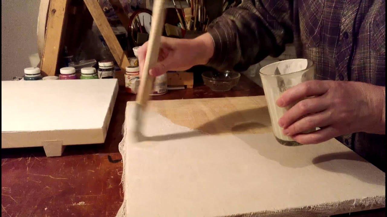 Сделать масляные краски в домашних условиях 944