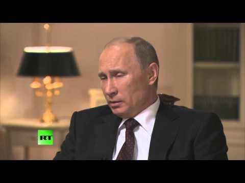 Putin 'Mendedahkan kes Assange UK double standard' (Wawancara Eksklusif) . . .