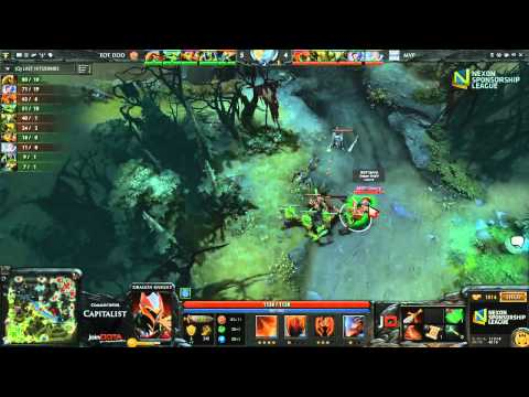 EoT Drill vs MVP Game 2 - Nexon Sponsorship League Season 3 DOTA 2 - Capitalist