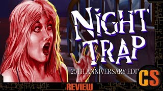 NIGHT TRAP 25TH ANNIVERSARY EDITION - REVIEW