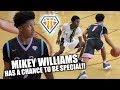 RISING 8th Grader Mikey Williams Has a CHANCE TO BE SPECIAL!! | His Game is WISE BEYOND HIS YEARS
