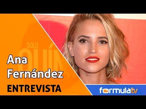 """Ana Fernández: """"Participaría en 'Supervivientes' por la experiencia"""""""