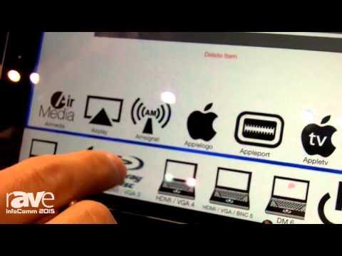 InfoComm 2015: AVGUI Details Its BYOD Control App