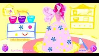 Barbie Cake Game - Barbie Cake Maker Game - Cooking Games