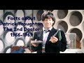 facts about the second doctor patrick troughton 1966-1969