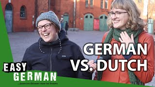 How similar are German and Dutch? | Super Easy German (129)