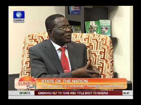 Single Term Agreement Not Binding On Jonathan -- Isuwa Dogo - Part 3