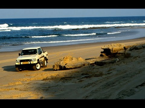Mozambique Overland. 4WD-TDB season1, Episode1